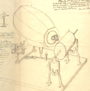 Phonautograph_-_Scott_1859