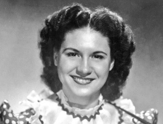 Kitty Wells: Don't Blame The 'Honky-Tonk'