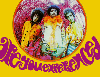 The Psychedelic Debut of Jimi Hendrix