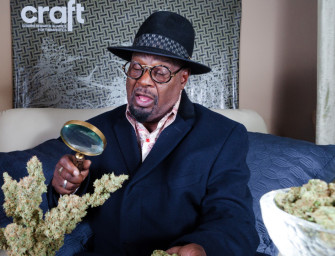 The Hash: George Clinton on Kendrick, Dre, Compton and Cannabis