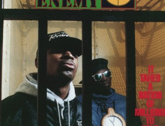 "Public Enemy's ""It Takes a Nation of Millions to Hold Us Back"" Turns 30"