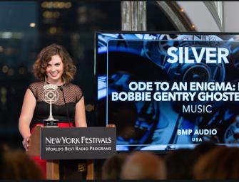 BMP Audio Wins Silver Award at 2018 International Radio Festival