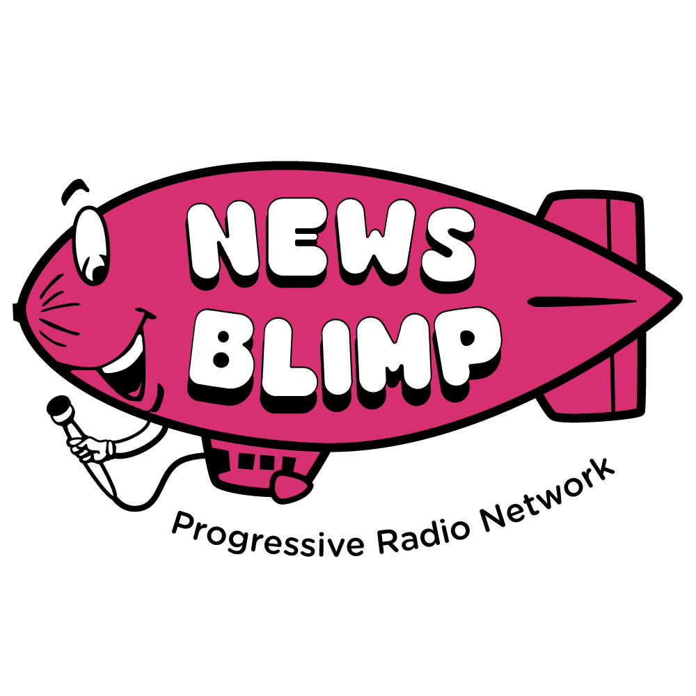Progressive Radio Network News Blimps