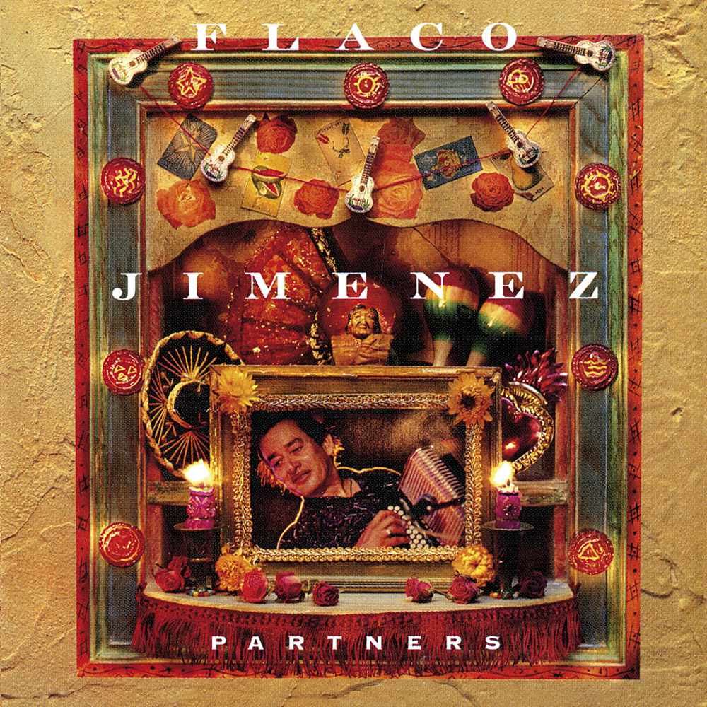 The Sounds of America: Flaco Jiménez's Partners album